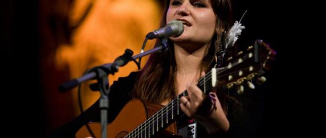 María Rozalén, la cantante de moda es además musicoterapéuta