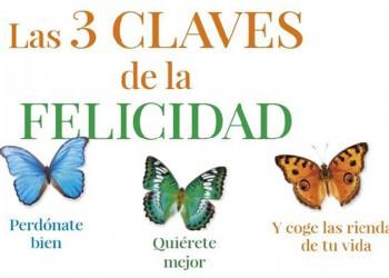 Las 3 claves para la felicidad con María Jesús Álava Reyes